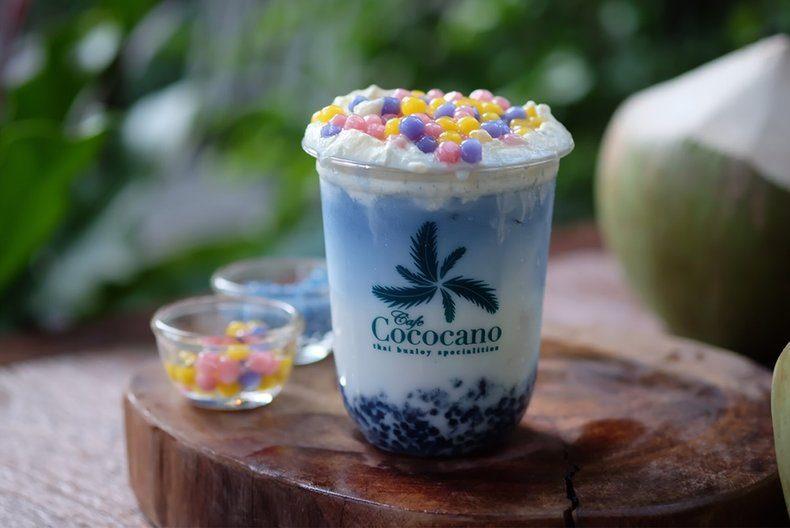 Cafe Cococano Menu